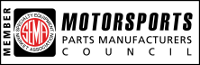 Specialty Equipment Market Association Motorsports Parts Manufacturers Council logo