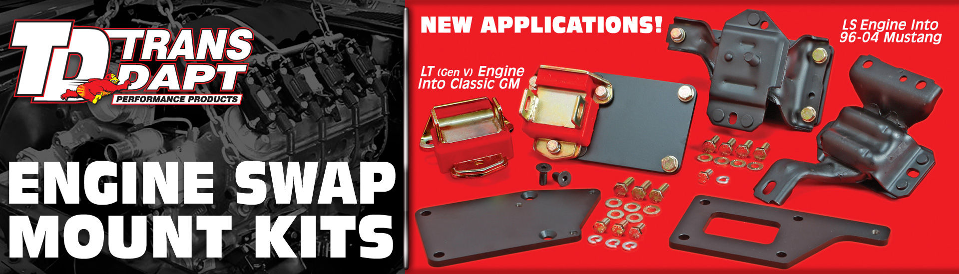 Engine Swap Mounts