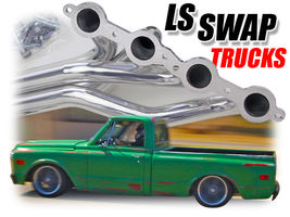 LS Swap Headers for TRUCKS