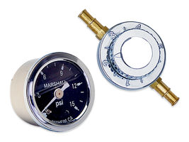 Pressure Gauges/Regulators