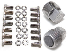 Transmission Pan Accessories