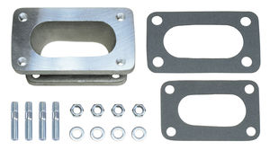 "1-3/4"" Tall, Weber DGV to Datsun, Toyota Carburetor Adapter -Cast Aluminum"