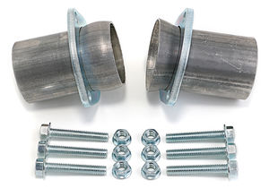 "2 1/2"" ALUMINIZED STEEL COLLECTOR BALL FLANGE KIT"