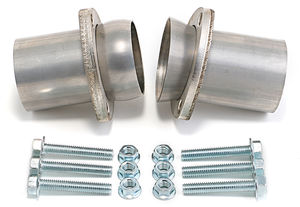"2 1/2"" STAINLESS STEEL COLLECTOR BALL FLANGE KIT"