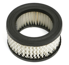 "ROUND High Flow Air Filter Element (PAPER) 4"" Diameter; 2"" Tall"