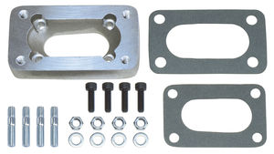 "3/4"" Tall, Weber DGV to B210, Civic Carburetor Adapter -Cast Aluminum"