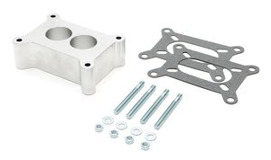 "2"" HOLLEY 2BBL-Ported; BILLET ALUMINUM Carburetor Spacer"