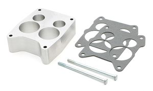 "2"" QUADRAJET - Ported; BILLET ALUMINUM Carburetor Spacer"