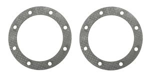 "8-Hole Round gasket for Lakester Hedders- 4"" Dia."