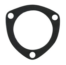 "3-BOLT Collector Flange Gasket; 3"" Collector"