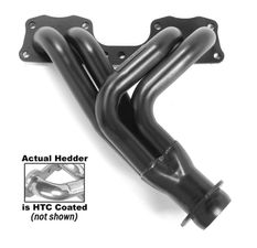 "Headers; '75-88 Toyota Pickup; 20R/22R (Carb); 1-1/2"" Short Tube- HTC"