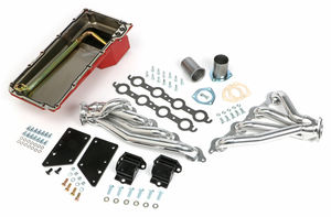 64-67 CHEVELLE, EL CAMINO, OTHER A-BODY / LS SWAP IN A BOX KIT- HTC HEADERS