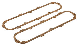 VALVE COVER GASKETS; Standard-Duty; Chrysler 273-318-340-360 Cork/Rubber Nitrile