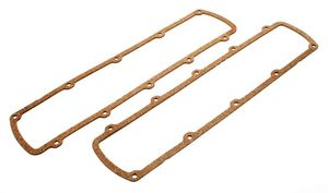 VALVE COVER GASKETS; Oldsmobile 330-350-400-425-455- Cork/Rubber Nitrile