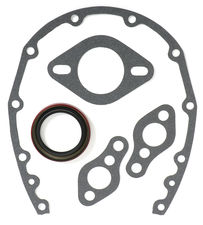 SB Chevy 283-350 Timing cover gaskets (with seal)