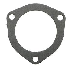 "3"" Triangular 3-Hole Collector Gasket; 1/16"" Hi-Temp Material (ea.)"