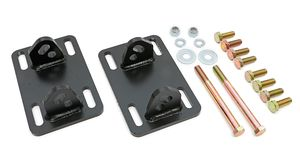 CHEVY LS Series or VORTECH into S10, S15 (2WD) - Motor Mount Plates Only
