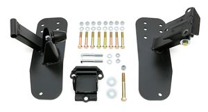 CHEVY V8 or V6 into 1976-86 JEEP CJ Series- Motor Mount Kit