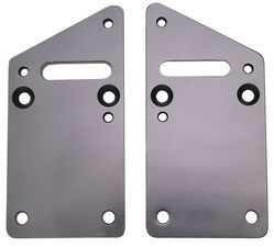"GM LS or VORTECH into SB CHEVY CHASSIS (1"" offset)- Motor Mount Plates Only"