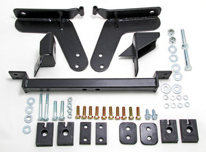 CHEVY 283-350 into VEGA or ASTRA- Motor Mount Kit