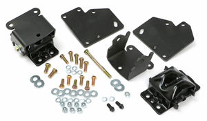 S10 V8 ENGINE SWAP MOUNT KIT WITH RUBBER PADS