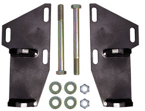 CHEVY 283-350 or LT1 into ASTROVAN (2WD)- Motor Mount Plates Only