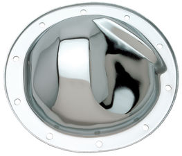 GM Intermediates/1/2 Ton Trucks (10 Bolt), Chrome Differential Cover ONLY