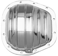 FORD Trucks, Sterling (12 Bolt), Polished Aluminum Differential Cover Kit