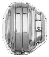 DANA 80 (10 Bolt), Polished Aluminum Differential Cover Kit