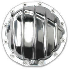GM 12-BOLT Intermediates, Polished Aluminum Differential Cover Kit