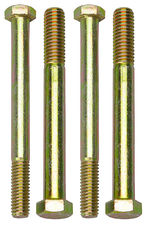 "ENGINE STAND BOLTS; 3/8""-16 x 4"" (4 bolts)- CHEVY and CHRYSLER"