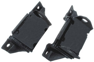 Heavy-Duty replacement Early SB FORD motor mount pads. For part #'s 4819 or 4849