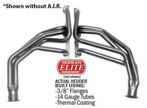 "ELITE Hedders; 1-5/8"" Tube Dia; 3"" Coll; FULL LENGTH Design with A.I.R. system"