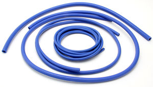 VACUUM HOSE ENGINE KIT (silicone); BLUE: 3, 6, 8 and 10mm Diameter Assortment