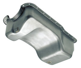 "1983-93 Ford Mustang 302 (5.0L) Unfinished ""OEM-Style"" Oil Pan (Stock)"