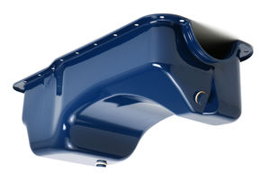83-93 MUSTANG BLUE OIL PAN