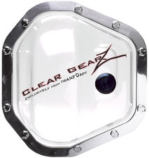 CLEARGEARZ Clear Differential Cover; Dana 70- Clearance