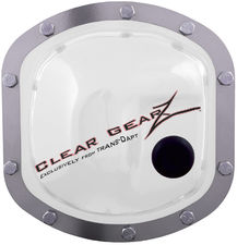 CLEARGEARZ Clear Differential Cover; DANA 30- Clearance
