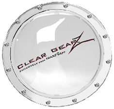 CLEARGEARZ Clear Differential Cover; JEEP M20 (12 Bolt)- Clearance