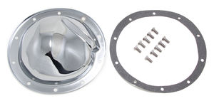 GM Intermediates 1/2 Ton Trucks (10Bolt), Complete Chrome Differential Cover Kit