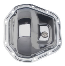 DANA 60 (10 Bolt), Complete Chrome Differential Cover Kit