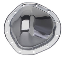 GM Intermediate (12 Bolt), Complete Chrome Differential Cover Kit