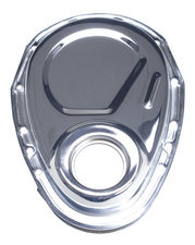 Chrome Timing Chain Cover, Tab, seal Kit- Chevy 4.3L V6 or SB Chevy V8 (not LT1)