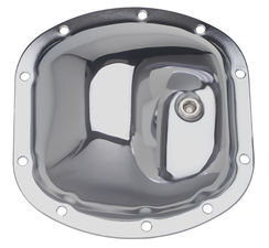 DANA 30 Thick (10 Bolt), Complete Chrome Differential Cover Kit