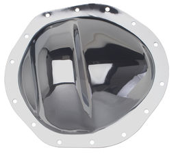 "GM Truck 9.5"" (14 Bolt), Complete Chrome Differential Cover Kit"