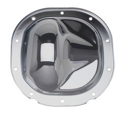 "FORD 8.8"" (10 Bolt), Complete Chrome Differential Cover Kit"