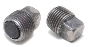 "3/8"" NPT Magnetic Drain Plug for Oil and Transmission Pans"