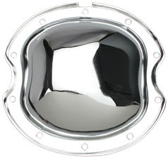 GM Intermediate 10-Bolt; Chrome Differential Cover Only