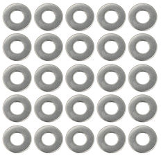 "1/4"" Valve Cover Flat Washers (25 per pkg.)- STAINLESS STEEL"