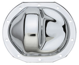 "FORD 7.5"" 10-Bolt; Chrome Differential Cover Only"